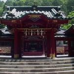 パワースポット・箱根神社