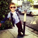 オシャレ過ぎる5才児アロンソマテオ君脅威すぎるファッションセンス