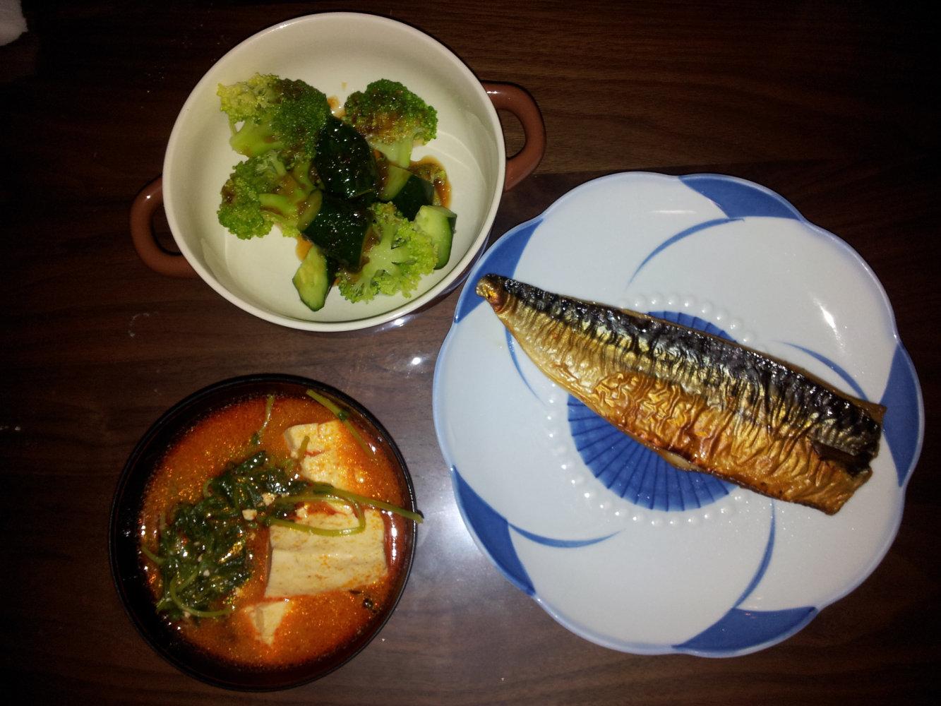 夕食[2]