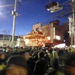 12月3日、念願の『秩父夜祭り』に行ってきた!