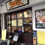 荻窪駅前にタイガー餃子会舘がオープン!早速ランチへ行ってきました。