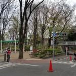 杉並児童交通公園に行ってみた!