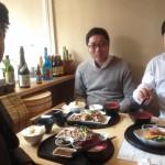 美味しい豚焼き定食「遊食亭」!!