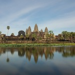 「カンボジア」 アンコールワットに行ってきました。