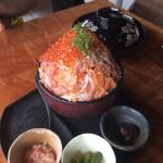 伊豆高原ビール 本店の海鮮丼がすごい!